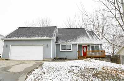 minot Single Family Home For Sale: 1450 Cottonwood Ave