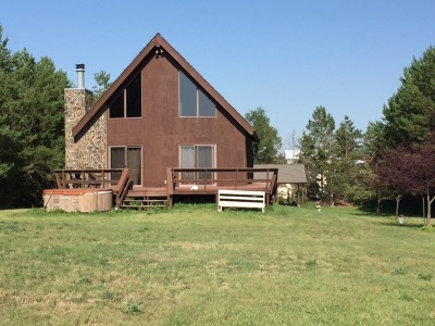 Garrison ND Single Family Home For Sale: $289,900