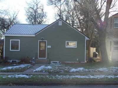 minot Single Family Home For Sale: 1015 NW 11th Ave