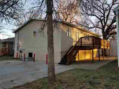 minot Single Family Home For Sale: 416 7th St NW