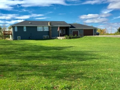 minot Single Family Home For Sale: 1520 SE 72nd St.