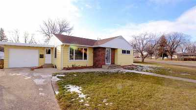 minot Single Family Home For Sale: 407 18th Ave SW