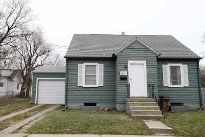 minot Single Family Home For Sale: 414 9th Ave SE