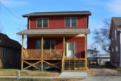 minot Single Family Home For Sale: 614 8th St NW