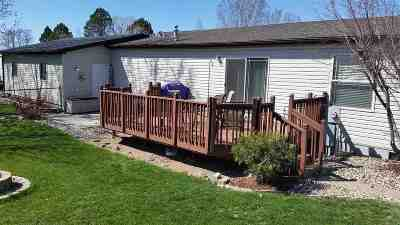 minot Single Family Home For Sale: 4700 SE 30th Ave