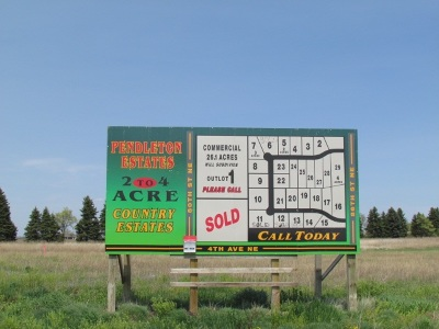 Minot ND Residential Lots & Land For Sale: $74,900