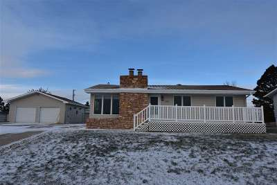 minot Single Family Home For Sale: 209 NW 27th St