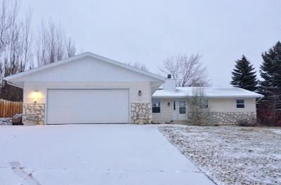 minot Single Family Home For Sale: 916 26th St. NW