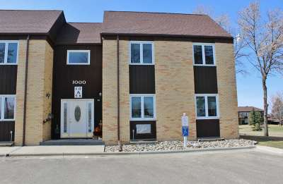 Minot Condo For Sale: 1000 20th Ave NW #A12