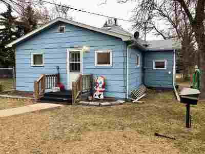 Max ND Single Family Home For Sale: $99,900