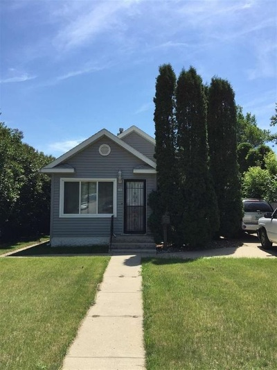 minot Single Family Home For Sale: 837 11th Avenue