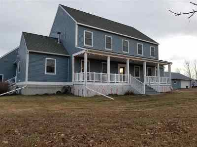 minot Single Family Home For Sale: 1000 NE 45th Avenue NE
