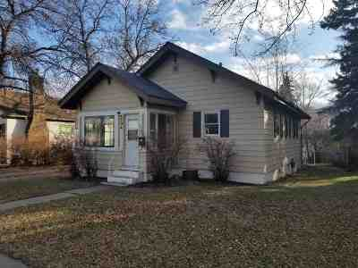 Minot ND Single Family Home Contingent - Hi: $83,600