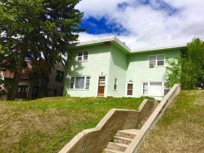 Minot ND Multi Family Home For Sale: $110,000