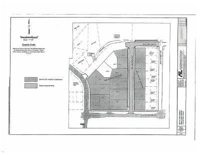 Minot Residential Lots & Land For Sale: 405 Bel Air Way NW