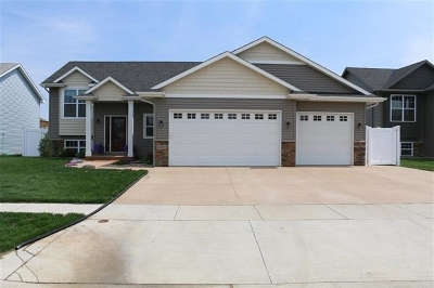 minot Single Family Home For Sale: 2729 NW Heritage Dr