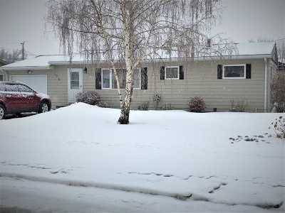Minot ND Single Family Home Contingent - Hi: $195,000
