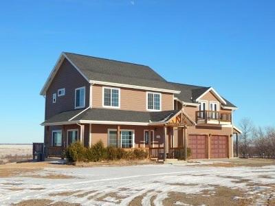 minot Single Family Home For Sale: 11351 Larson Lane