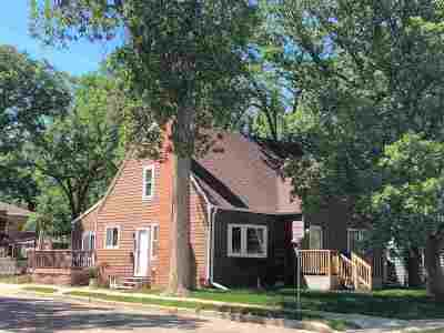 minot Single Family Home For Sale: 501 8th St NW