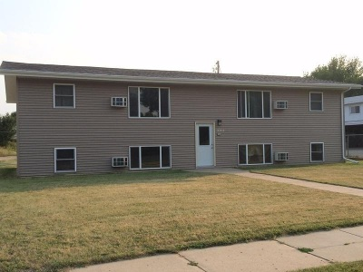 Minot Multi Family Home For Sale: 2201 SW 2nd Ave #1