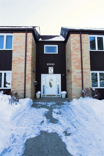 Minot Condo For Sale: 1000 20th Ave NW - Unit C6 NW