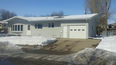 minot Single Family Home For Sale: 2404 Central Ave W
