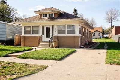 minot Single Family Home For Sale: 625 7th Avenue NE