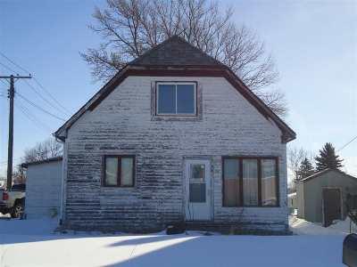 Single Family Home For Sale: 34 SE 1st St.
