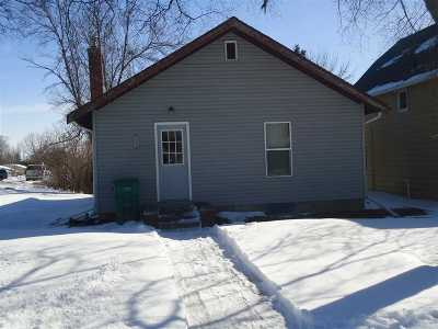 Bottineau County, Burke County, Cass County, Divide County, McHenry County, McLean County, Mountrail County, Pierce County, Ramsey County, Renville County, Rolette County, Ward County, Wells County, Williams County Single Family Home For Sale: 156 2nd St. NE