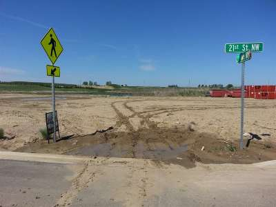 Minot Residential Lots & Land For Sale: 2613 21st St NW