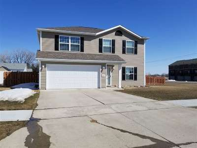 Bottineau County, Burke County, Divide County, McHenry County, McLean County, Mountrail County, Pierce County, Ramsey County, Renville County, Rolette County, Ward County, Wells County, Williams County Single Family Home For Sale: 3000 9th St NW