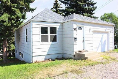 minot Single Family Home For Sale: 709 Soo St SE