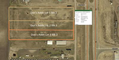 Minot ND Commercial Lots & Land For Sale: $866,408