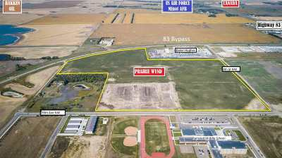 Minot ND Commercial Lots & Land For Sale: $18,621,900