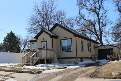 minot Single Family Home For Sale: 313 4th St NW