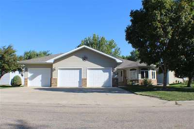 minot Single Family Home For Sale: 909 SE 15th Ave.