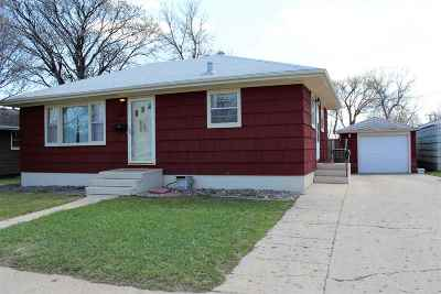 Minot Single Family Home For Sale: 1205 W University Ave