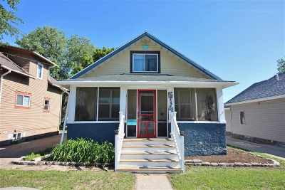 Minot Single Family Home For Sale: 614 5th Avenue NW
