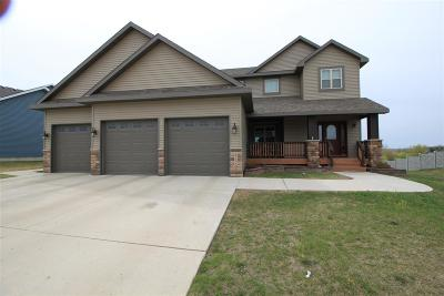 minot Single Family Home For Sale: 2717 Crescent Dr