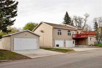 Velva Single Family Home For Sale: 302 4th St. W