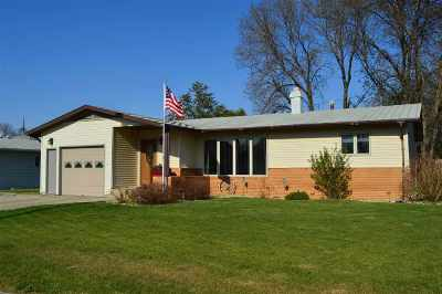 Minot Single Family Home For Sale: 519 SW 16th St