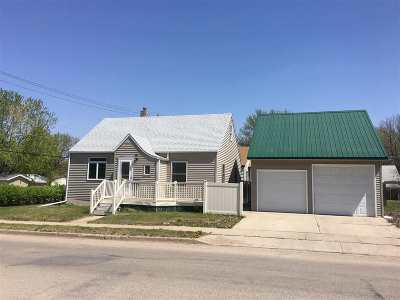 Minot Single Family Home For Sale: 901 SW Park St