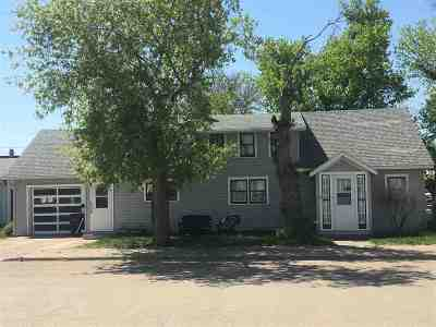 Velva ND Single Family Home For Sale: $109,900