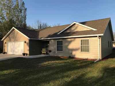 Bottineau Single Family Home For Sale: 813 Nichol St