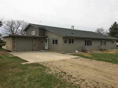 Single Family Home For Sale: 3493 & 3495 Lake Loop Rd.