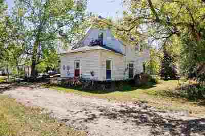 Deering ND Single Family Home For Sale: $16,000