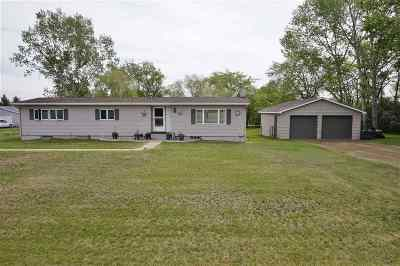 Minot ND Single Family Home For Sale: $245,000