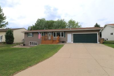 Minot ND Single Family Home Back On Market: $235,500