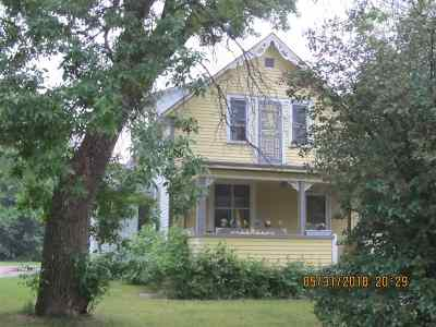 Velva Single Family Home For Sale: 505 N Main