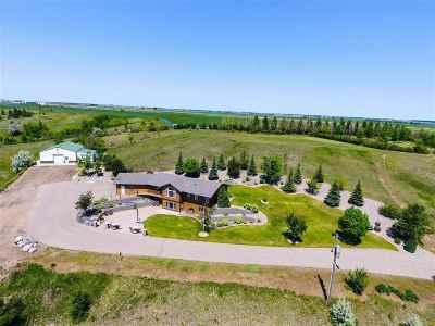 Minot Single Family Home For Sale: 915 11th St NE